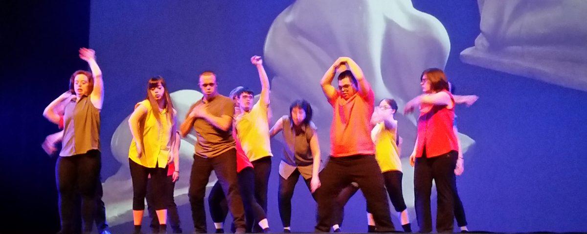 Progetto Danza con la scuola CIACK 1