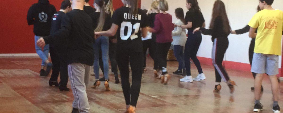 Danza sportiva 1