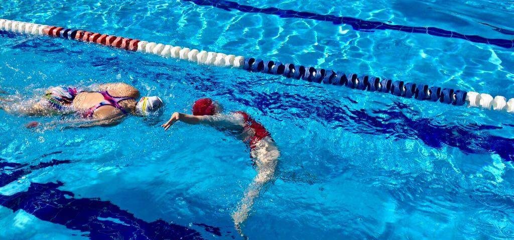 Nuoto sincronizzato 2