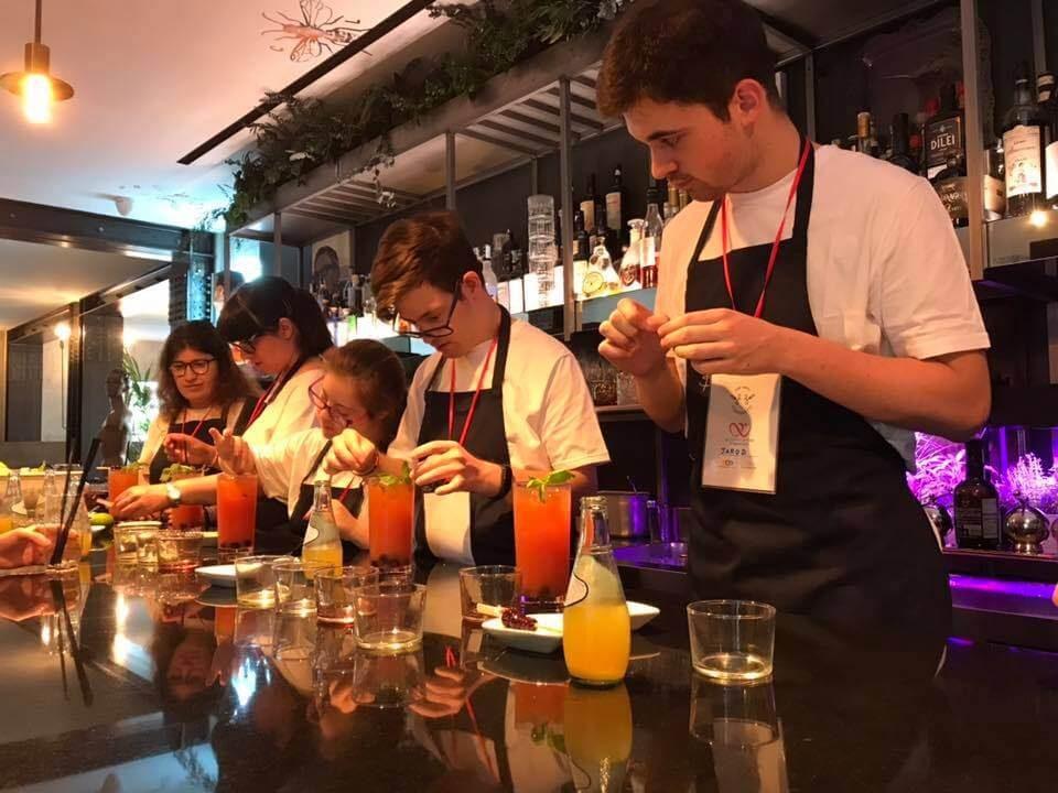Grissini e Cocktail al Fourghetti 4