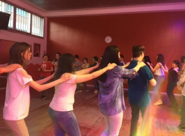 Prisma sport e danza-Danza sportiva