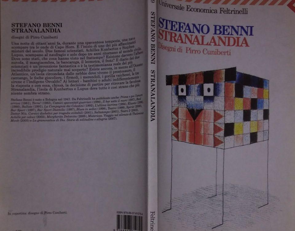 """Progetto Prisma Benessere - Lettura """"I meravigliosi animali di Stranalandia"""" di Stefano Benni"""
